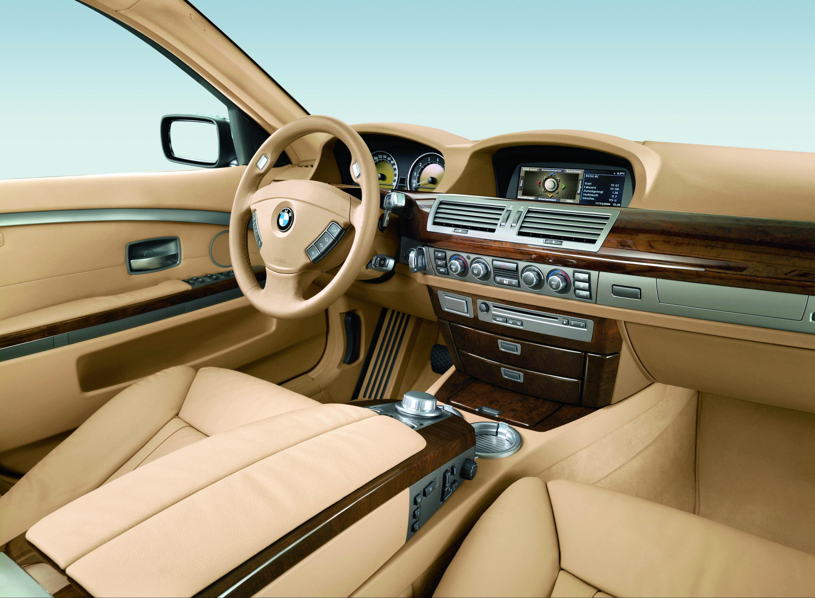 BMW Series Review Top Speed - 2008 bmw 750i