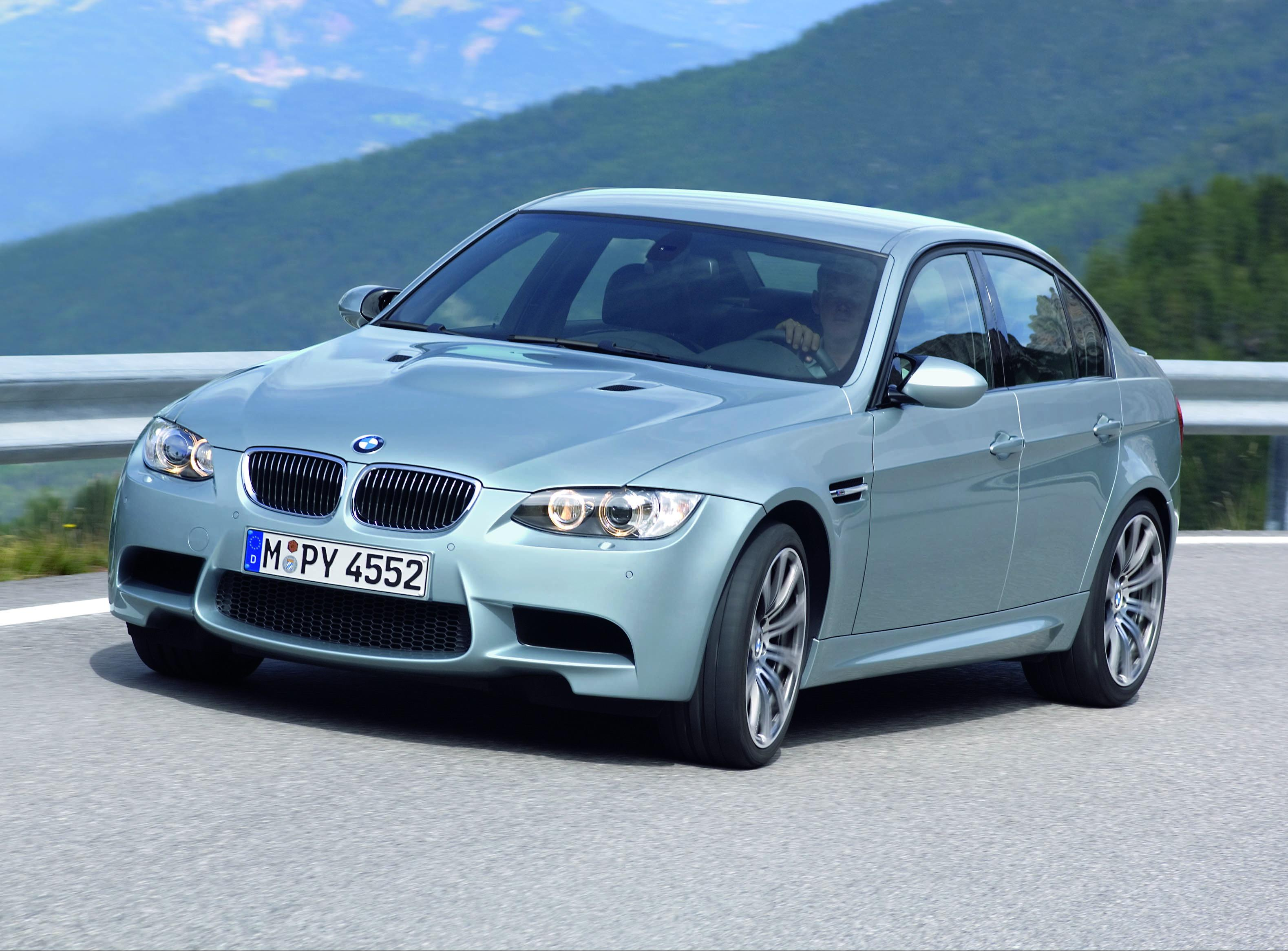 2008 Bmw M3 Sedan Top Speed