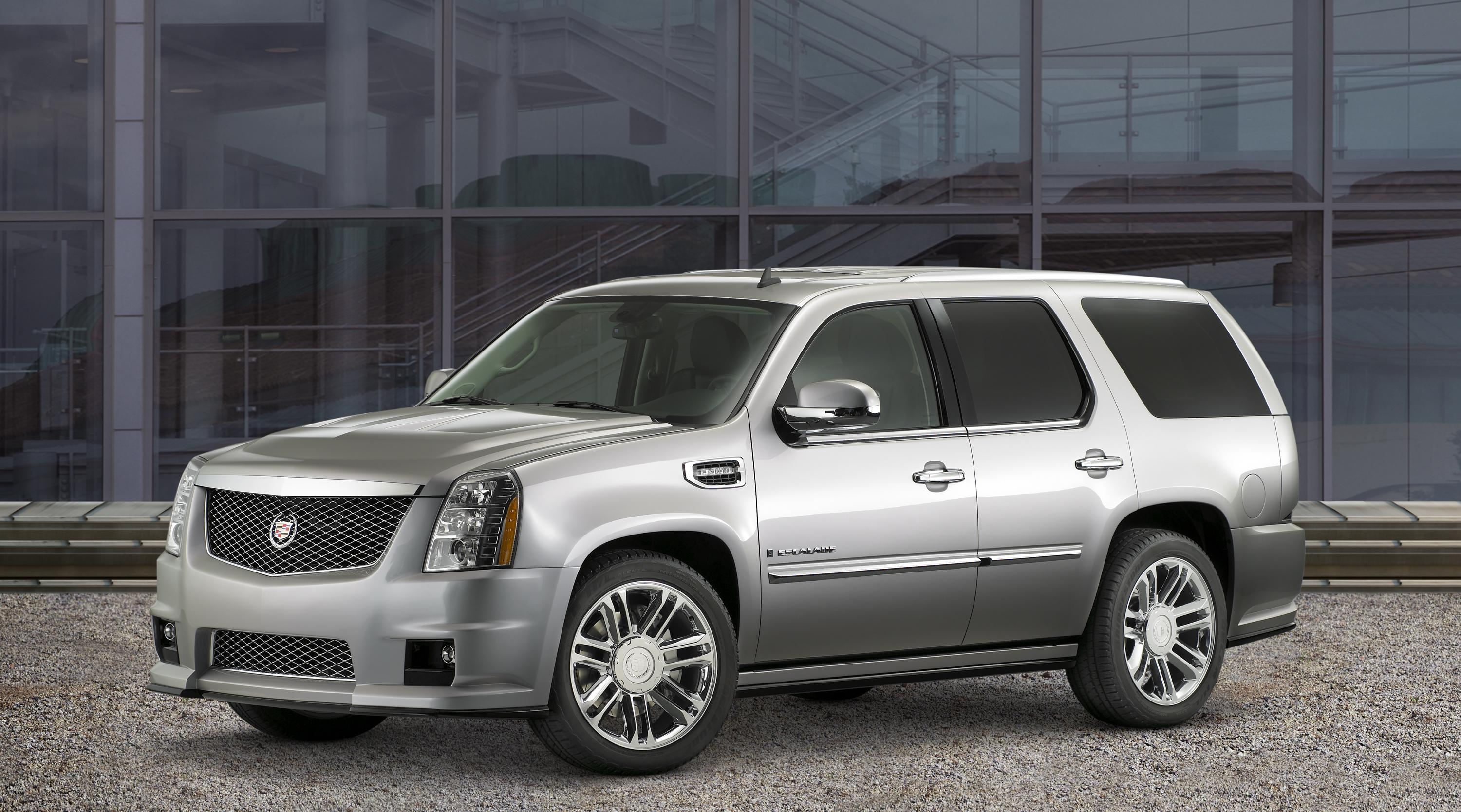 2008 cadillac escalade sport top speed. Black Bedroom Furniture Sets. Home Design Ideas