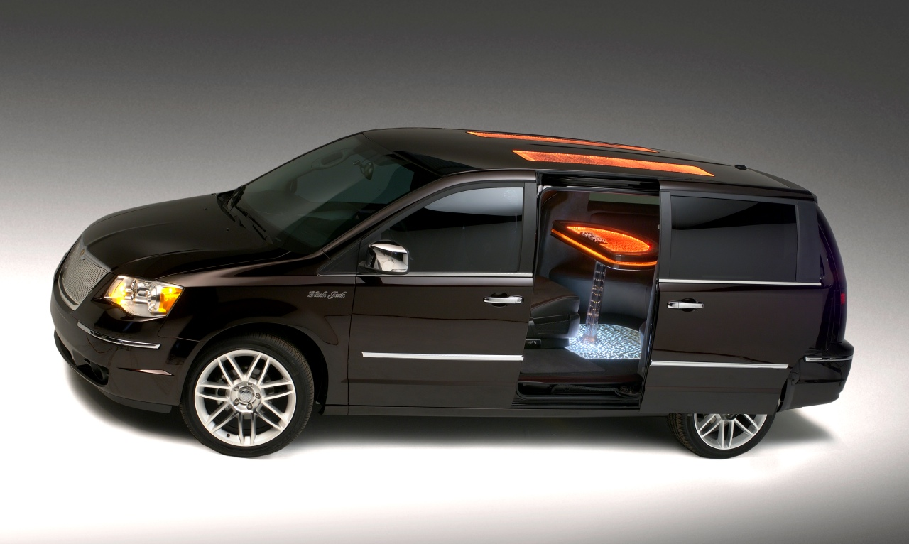 2008 chrysler town and country black jack top speed. Black Bedroom Furniture Sets. Home Design Ideas