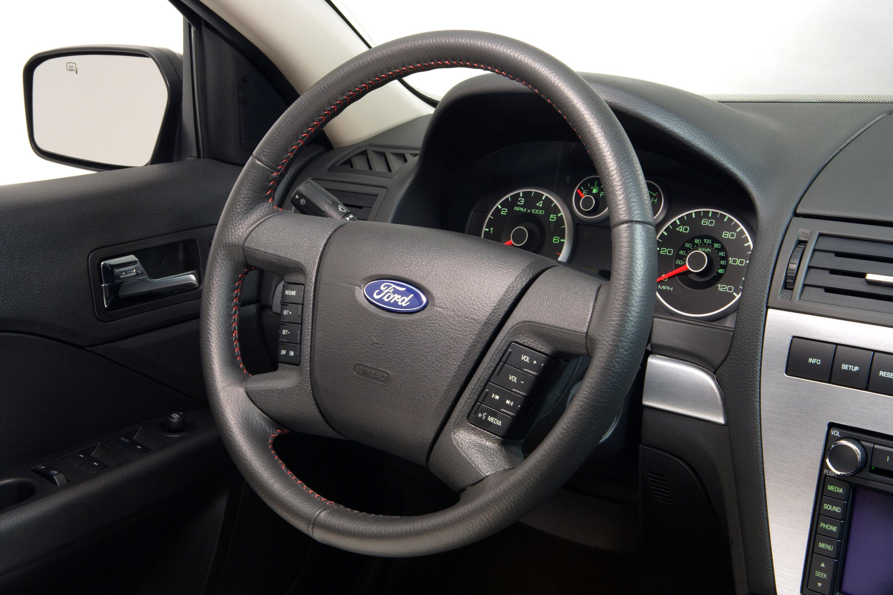 2008 Ford Fusion Sport Package | Top Speed