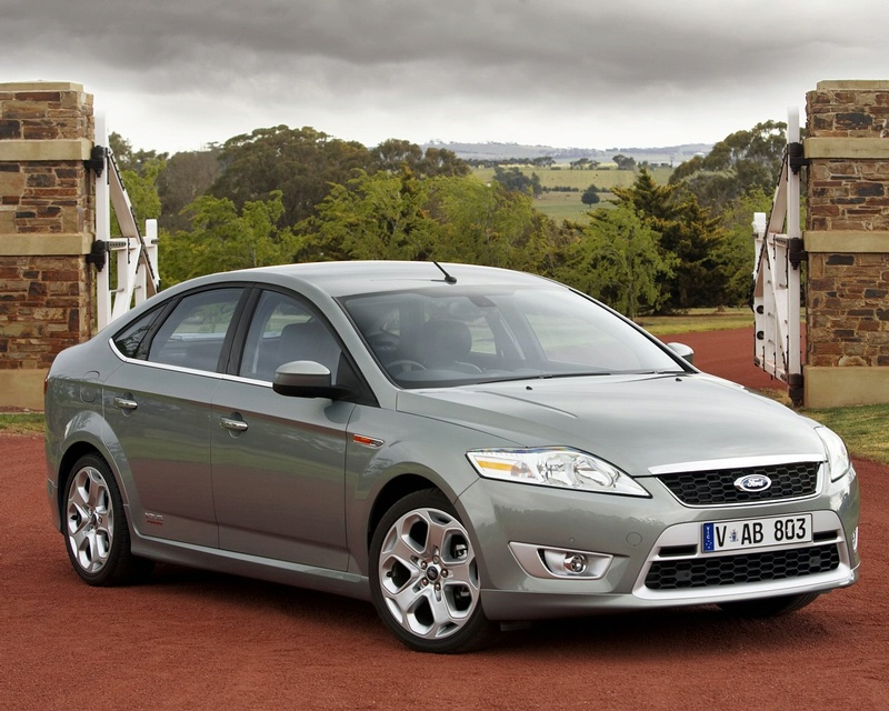 Ford Mondeo Xr Turbo Top Speed