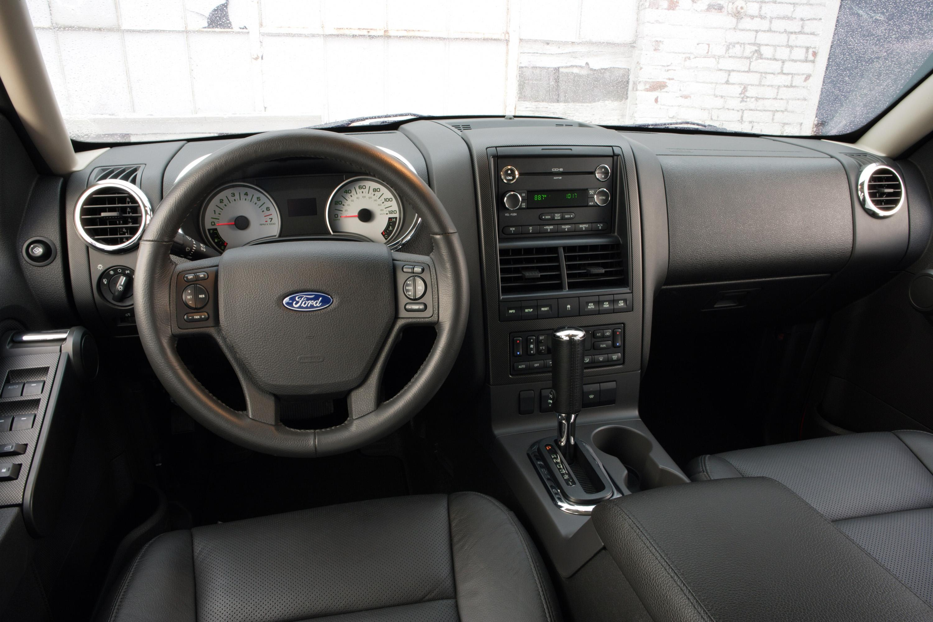 2008 Ford Sport Trac Adrenalin | Top Speed