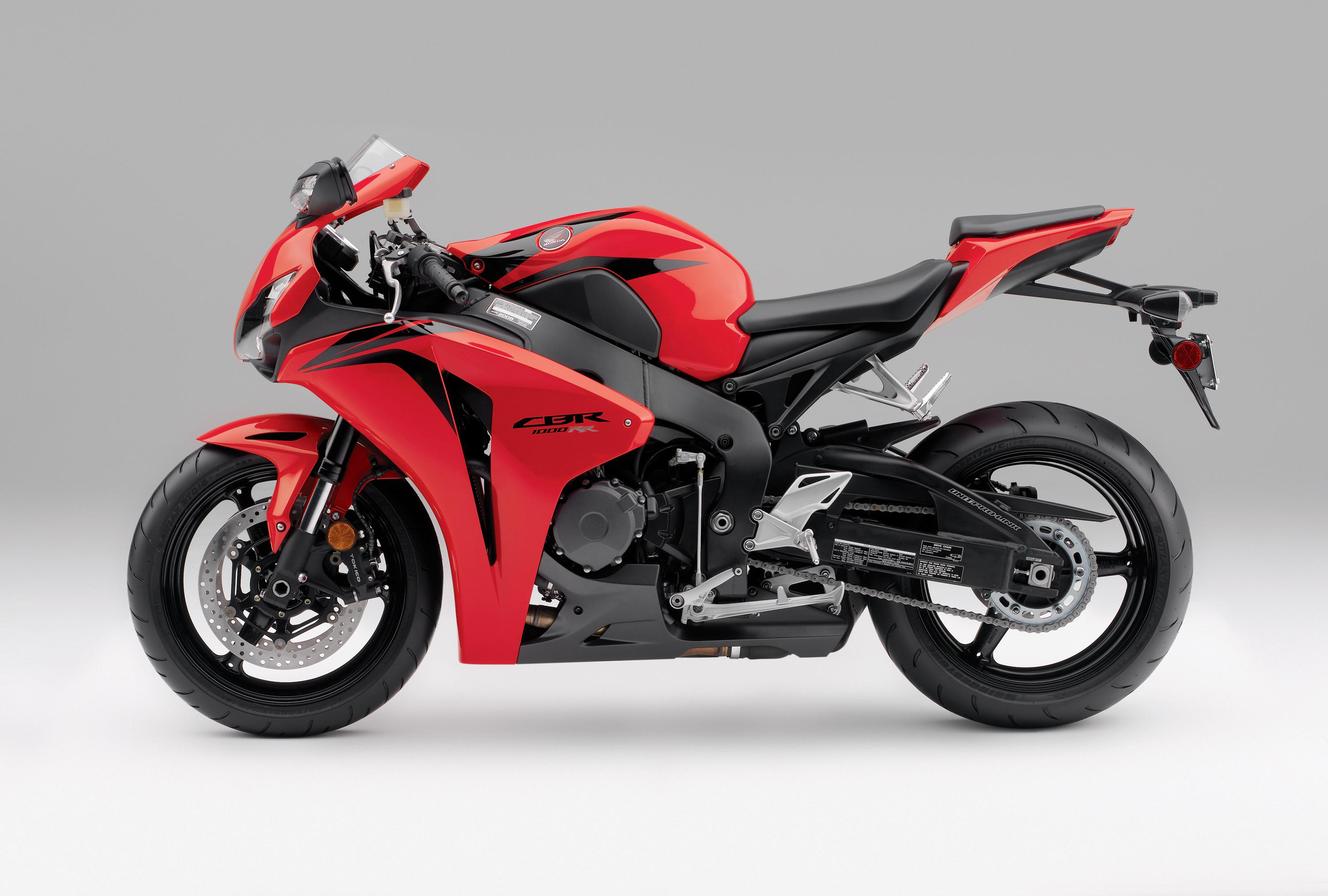 2008 Honda CBR1000RR | Top Speed