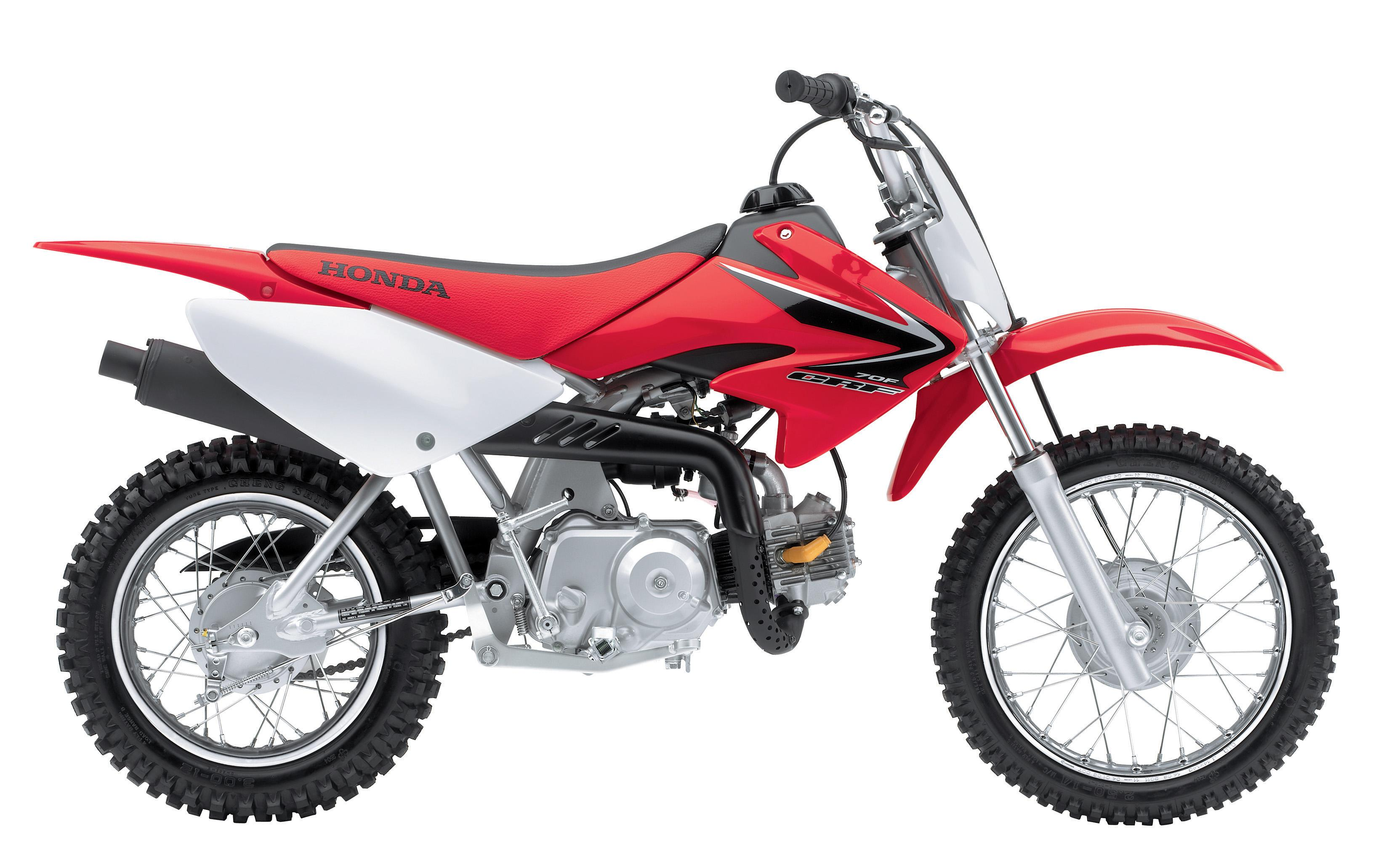 2008 Honda CRF70F Review - Top Speed. »