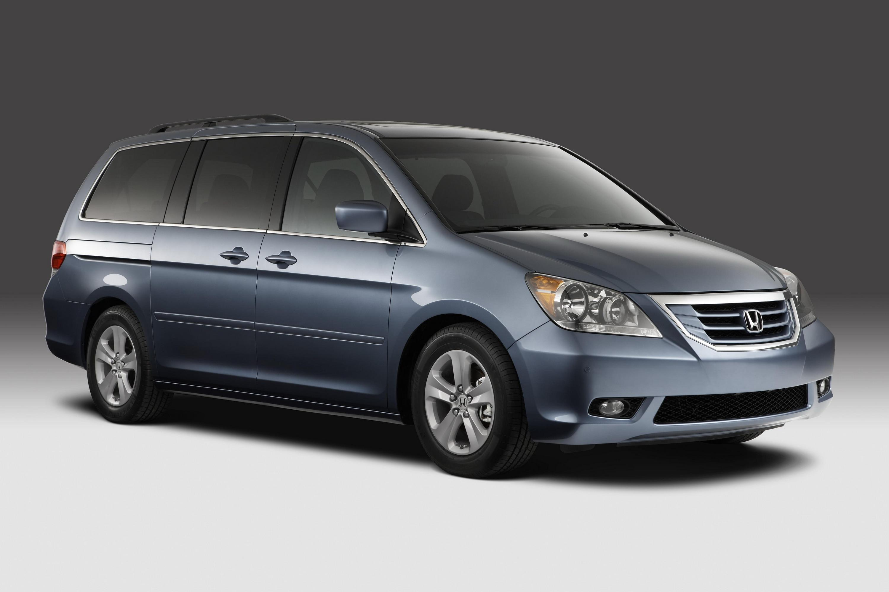 2008 honda odyssey pricing announced news top speed. Black Bedroom Furniture Sets. Home Design Ideas