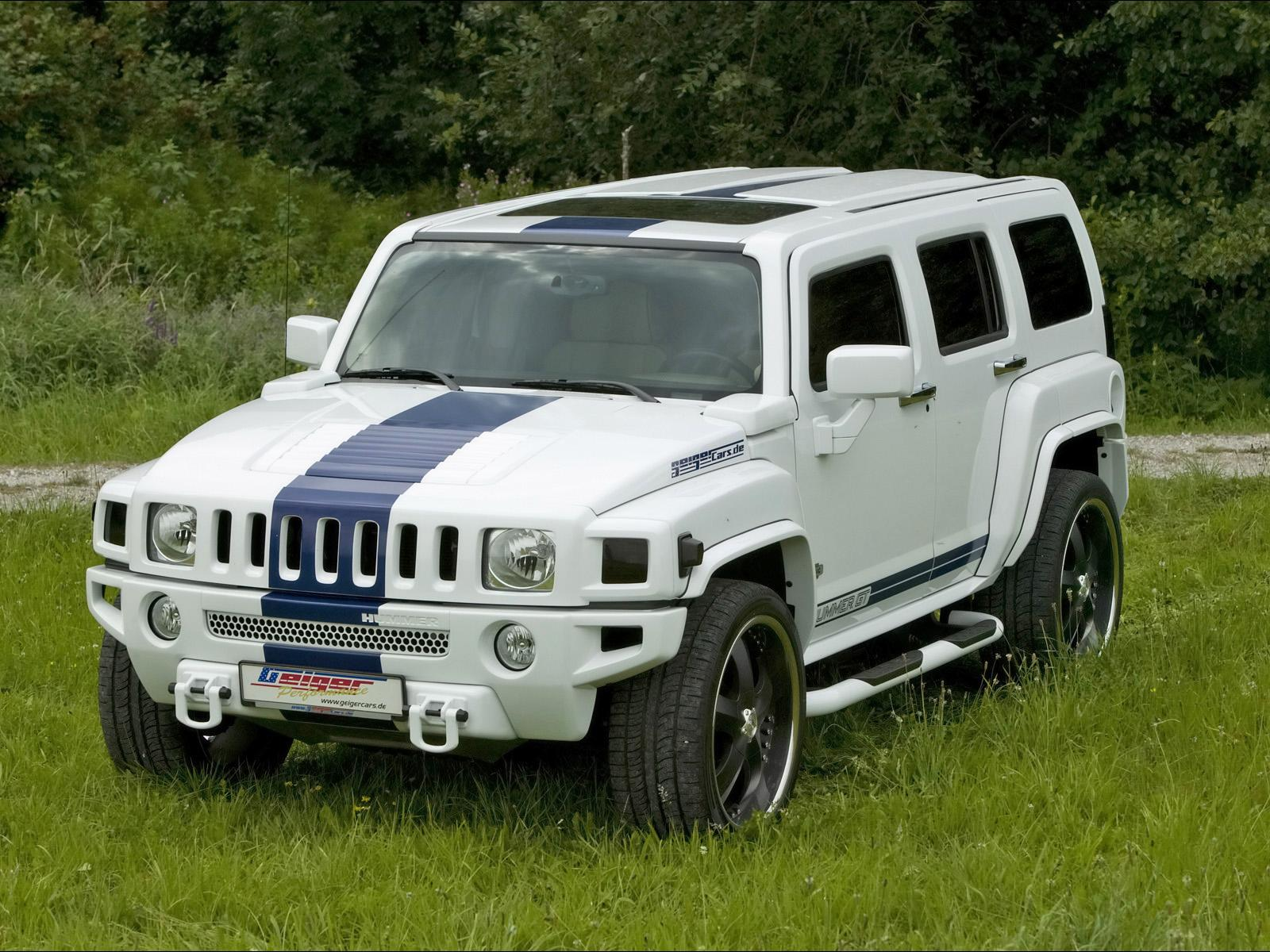 2008 Hummer H3 Gt By Geigercars Review Top Speed