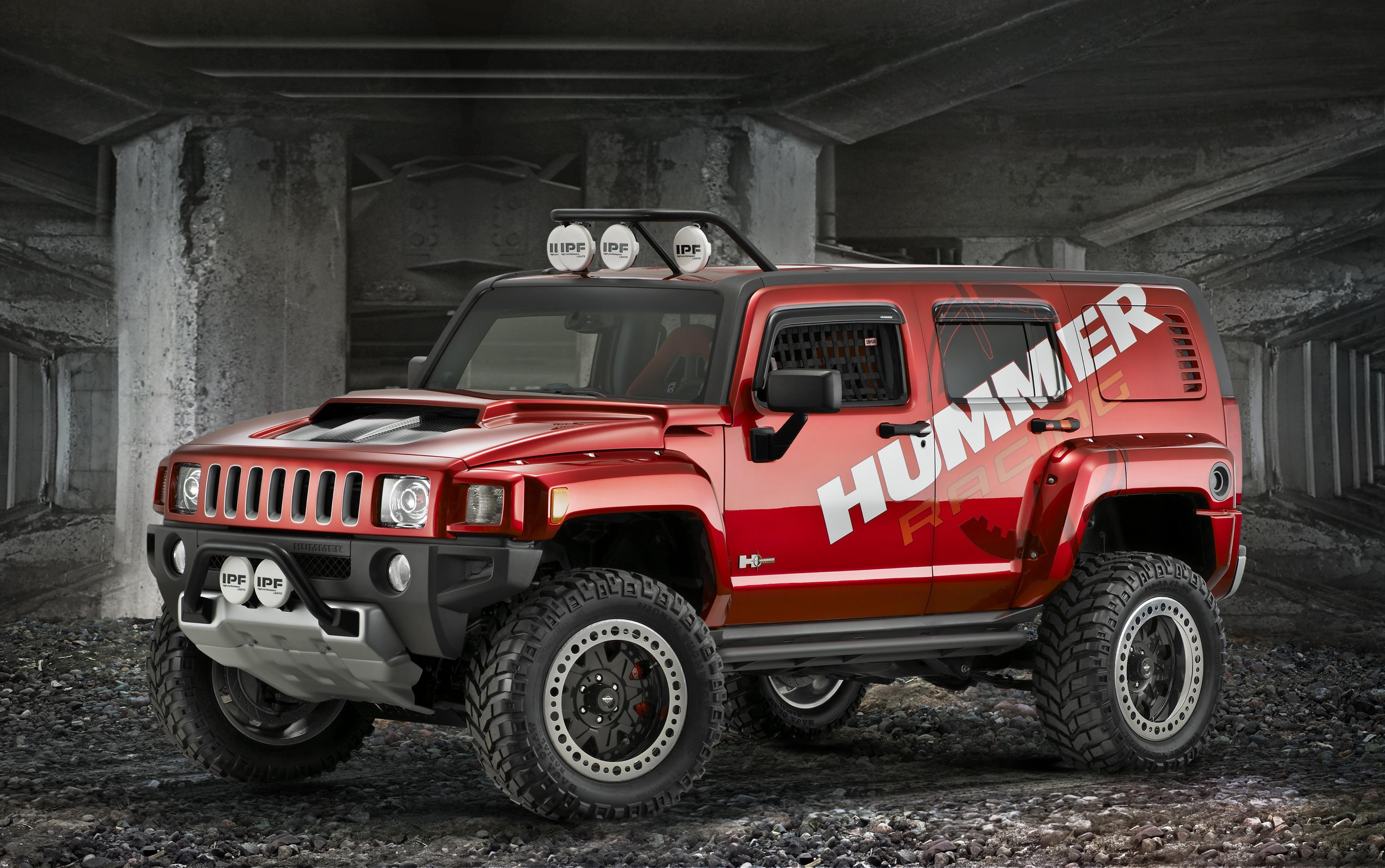2008 Hummer H3R Off Road Review - Top Speed