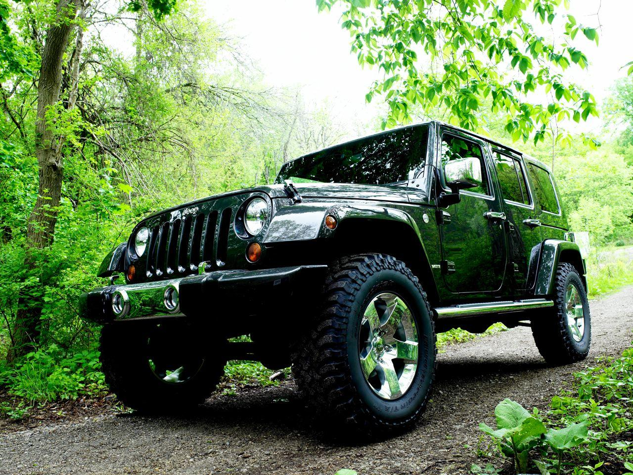 2008 Jeep Wrangler Ultimate Top Speed