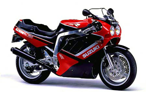 Indicator Complete Front L//H for 2001 Suzuki GSX 750 F-K1 Fully Faired