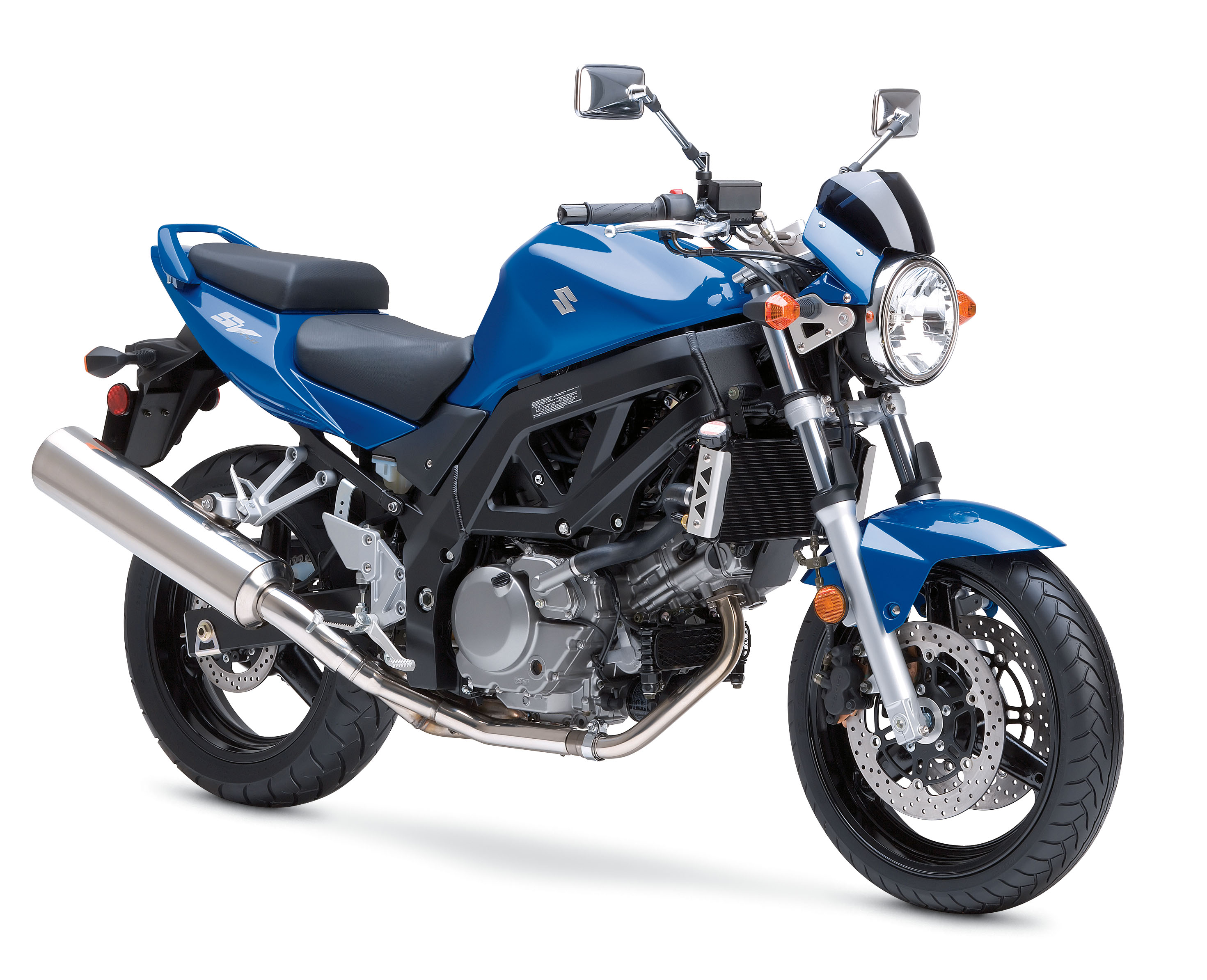 2008 Suzuki Sv650 Top Speed
