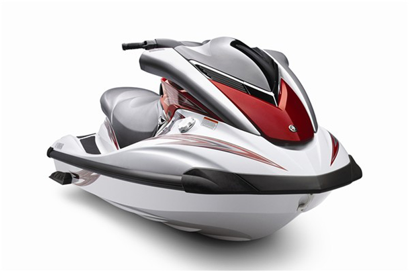 2008 Yamaha FX Review - Top Speed