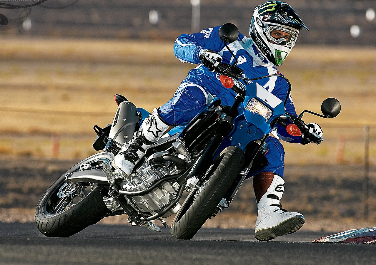 2008 Yamaha WR250X Review - Top Speed