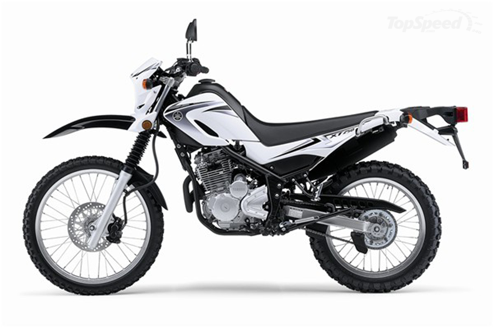 2008 yamaha xt250 picture 208911 motorcycle review for Yamaha xt250 top speed