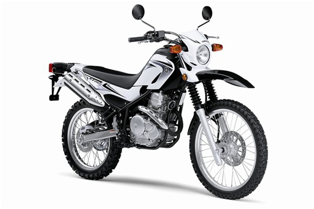 2008 Yamaha XT250 | Top Speed