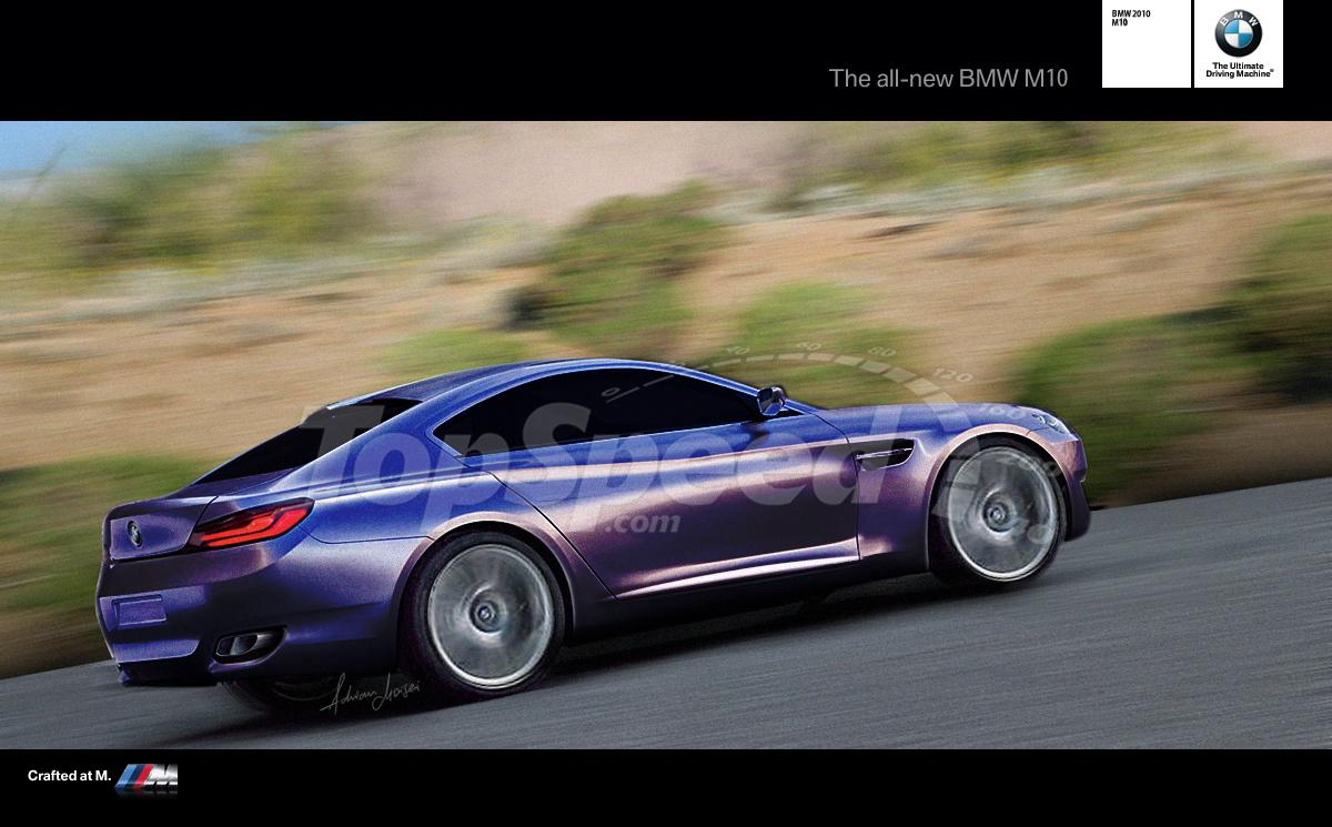 2010 BMW M10 Review