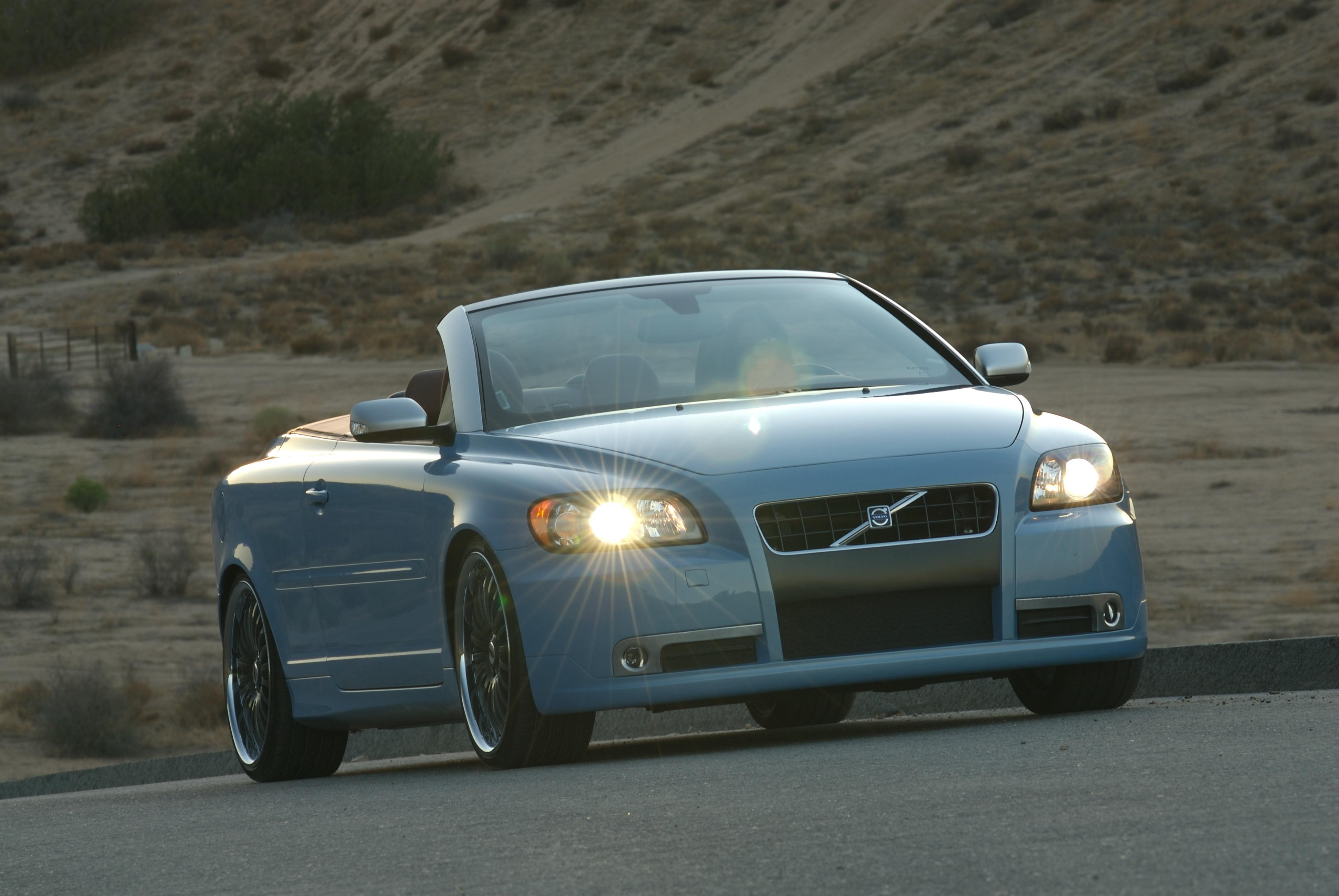 Who Makes Cadillac >> 2007 Volvo Caresto C70 | Top Speed