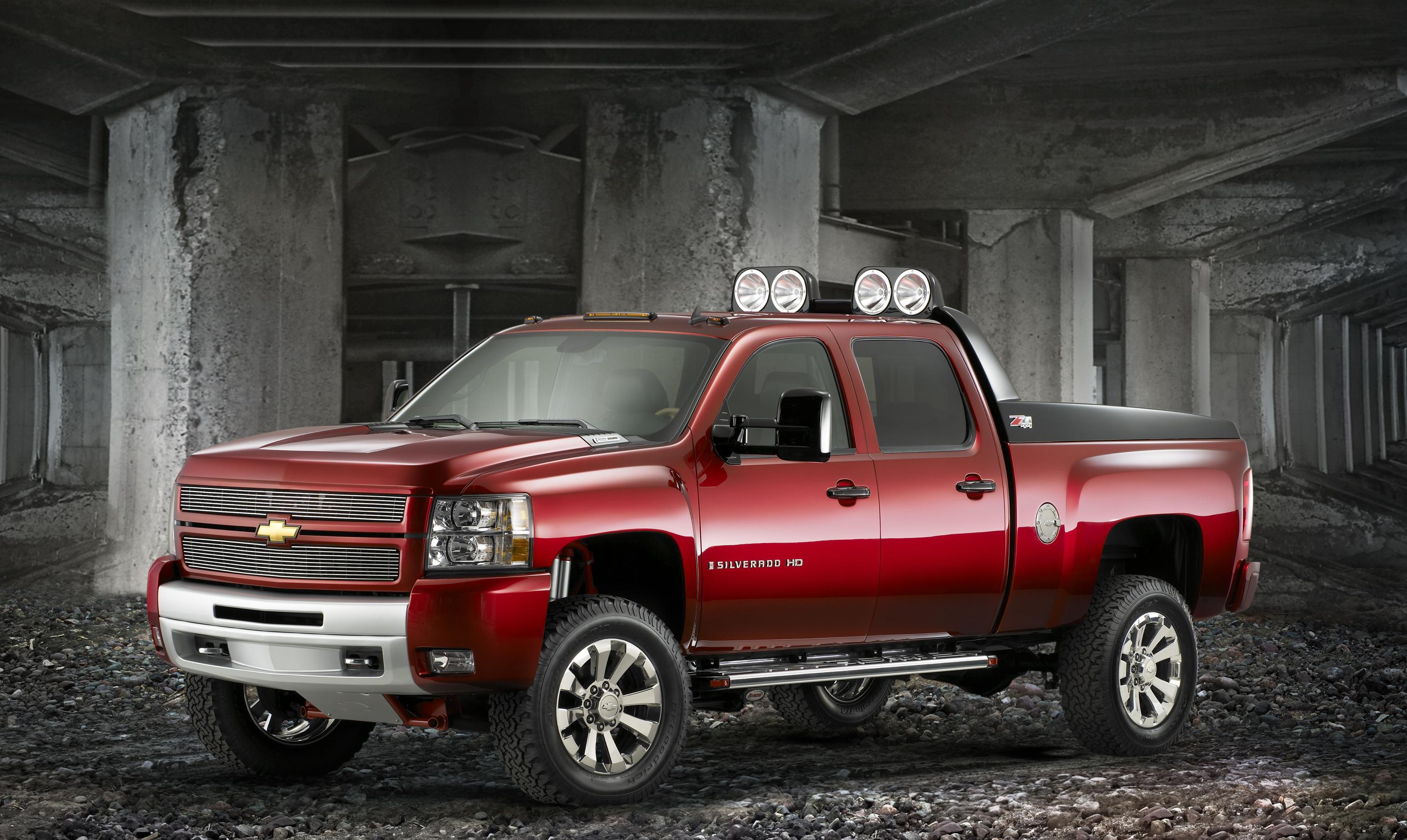 2007 Chevrolet Silverado HD Crew Z71 | Top Speed
