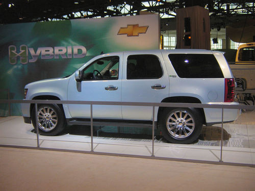Chevy Tahoe EPA Rated At 21 Mpg City! | Top Speed