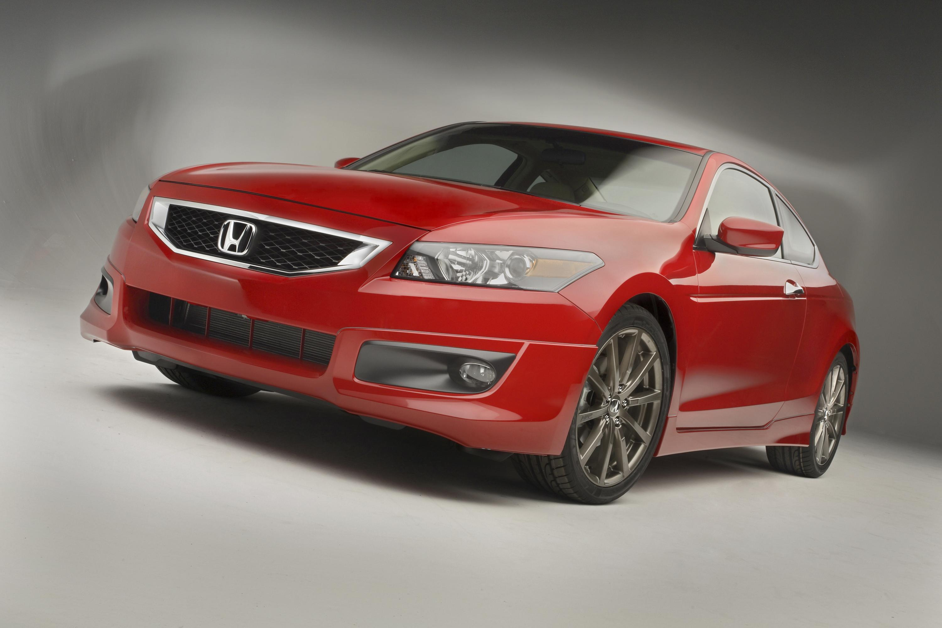 Honda Accord Coupe 2008 >> 2007 Honda Accord Coupe HFP Concept | Top Speed