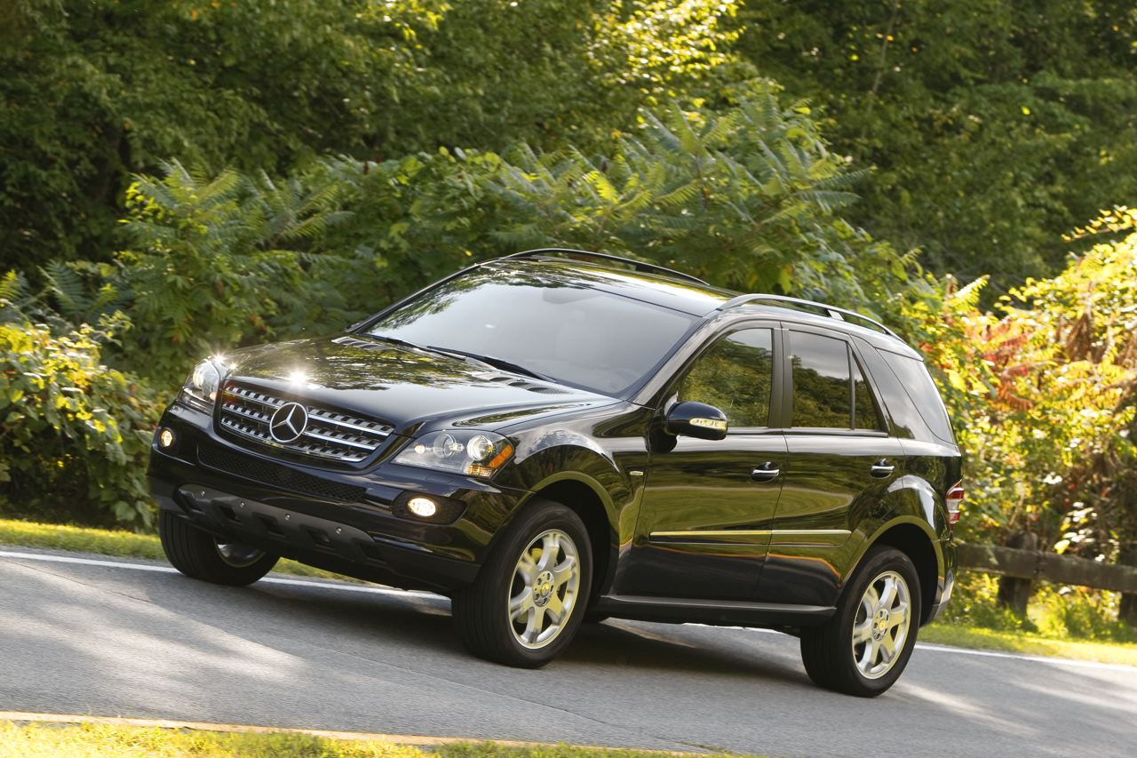 Mercedes-benz ml350 edition 10 2008 photo 29234 pictures at high.