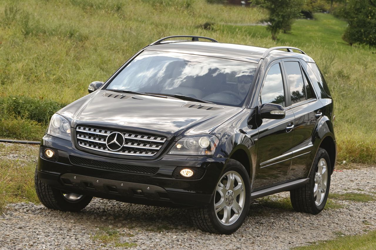 2007 mercedes ml350 edition 10 pictures photos. Black Bedroom Furniture Sets. Home Design Ideas
