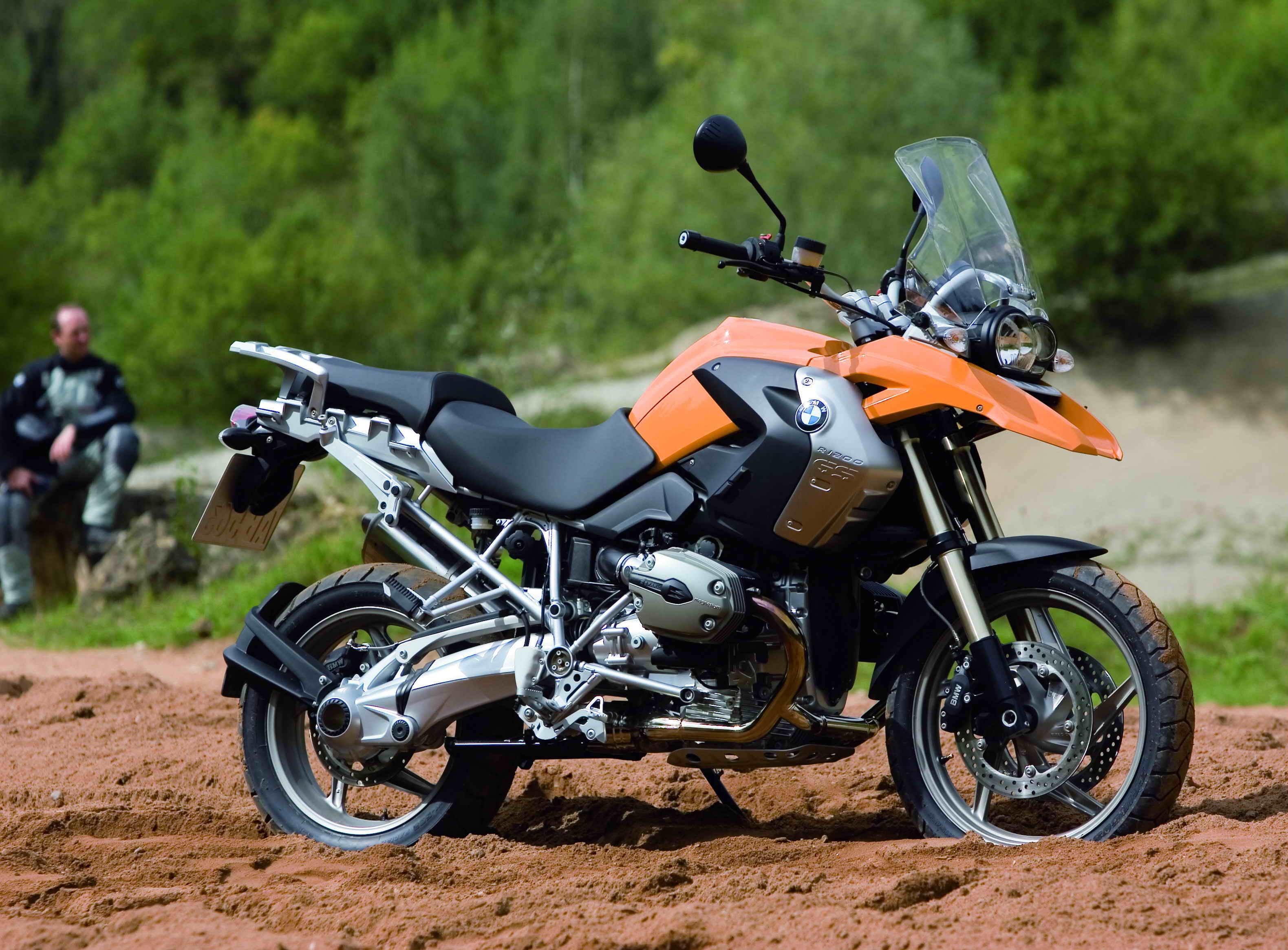 2010 BMW R 1200 RT Review - Top Speed