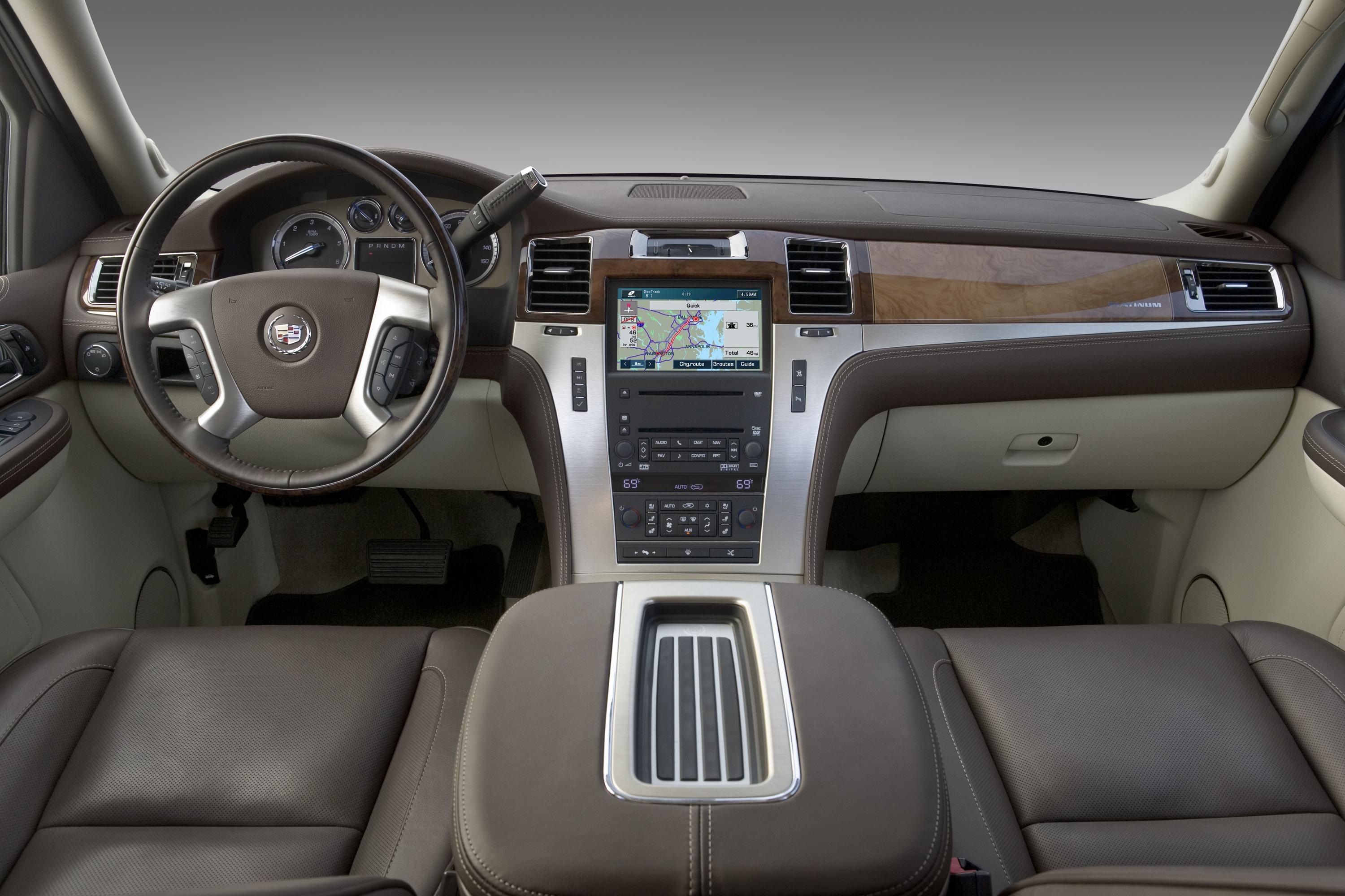 auto interior escalade wikiwand en show cadillac washington