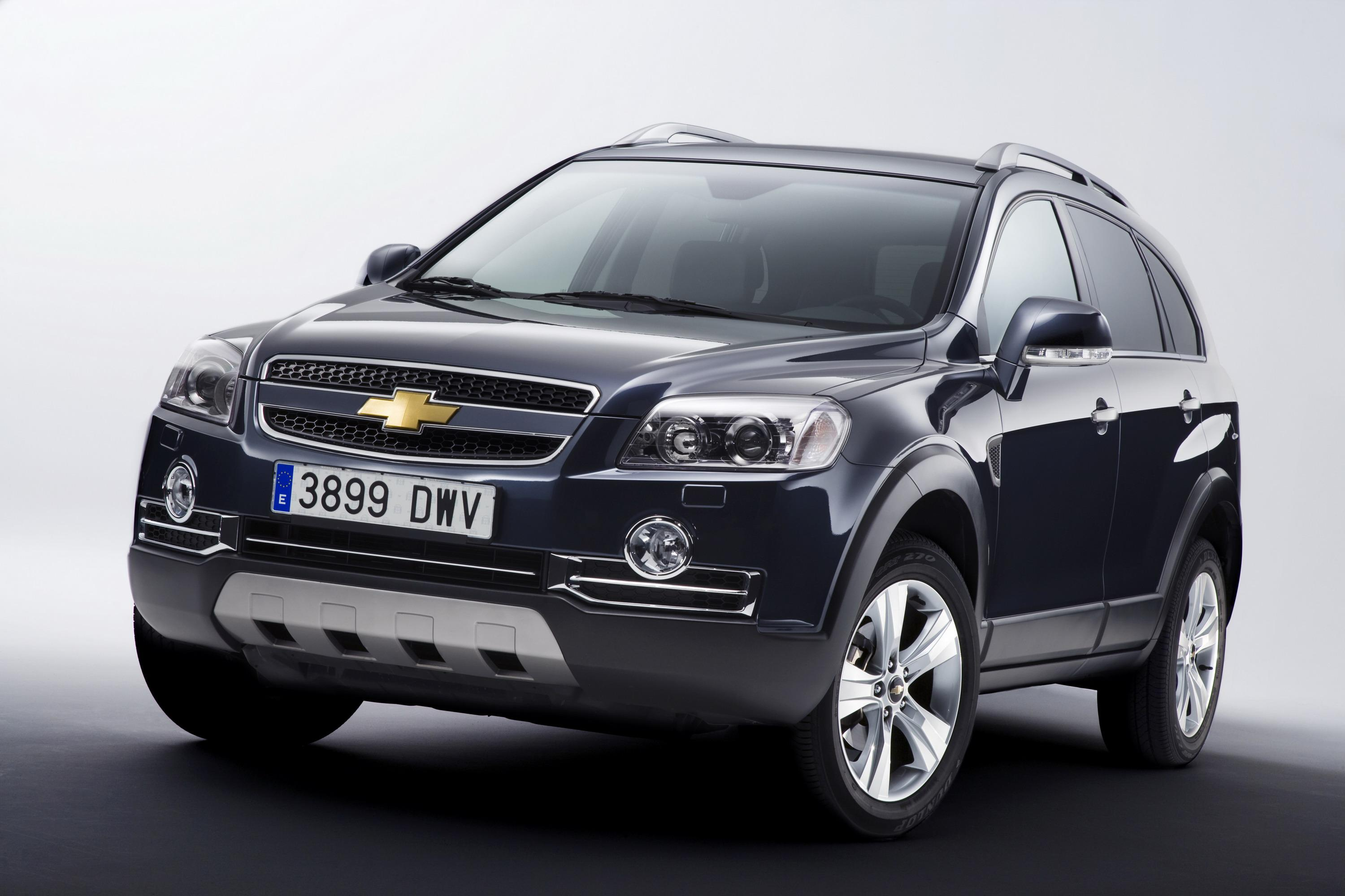 Jeep Models 2015 >> 2008 Chevrolet Captiva Sport | Top Speed