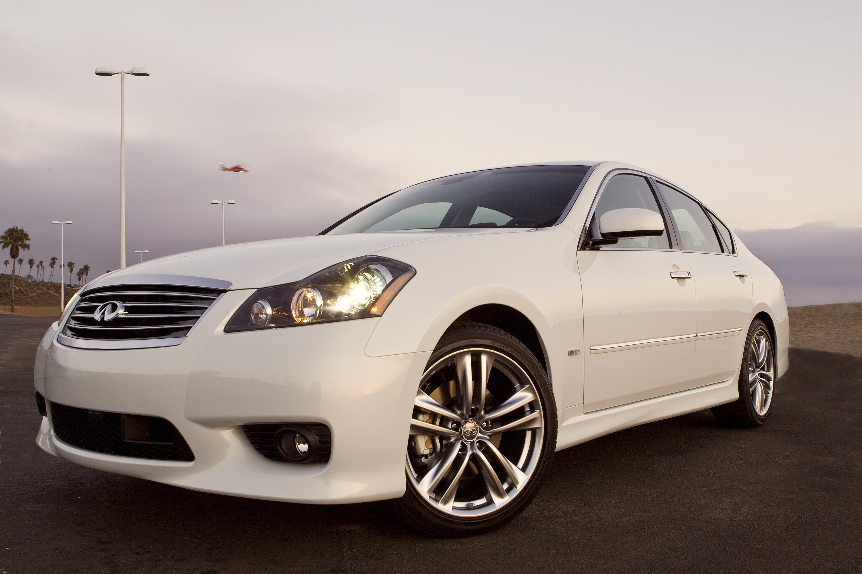 2008 infiniti m35 and m45 sedans pricing announced news. Black Bedroom Furniture Sets. Home Design Ideas
