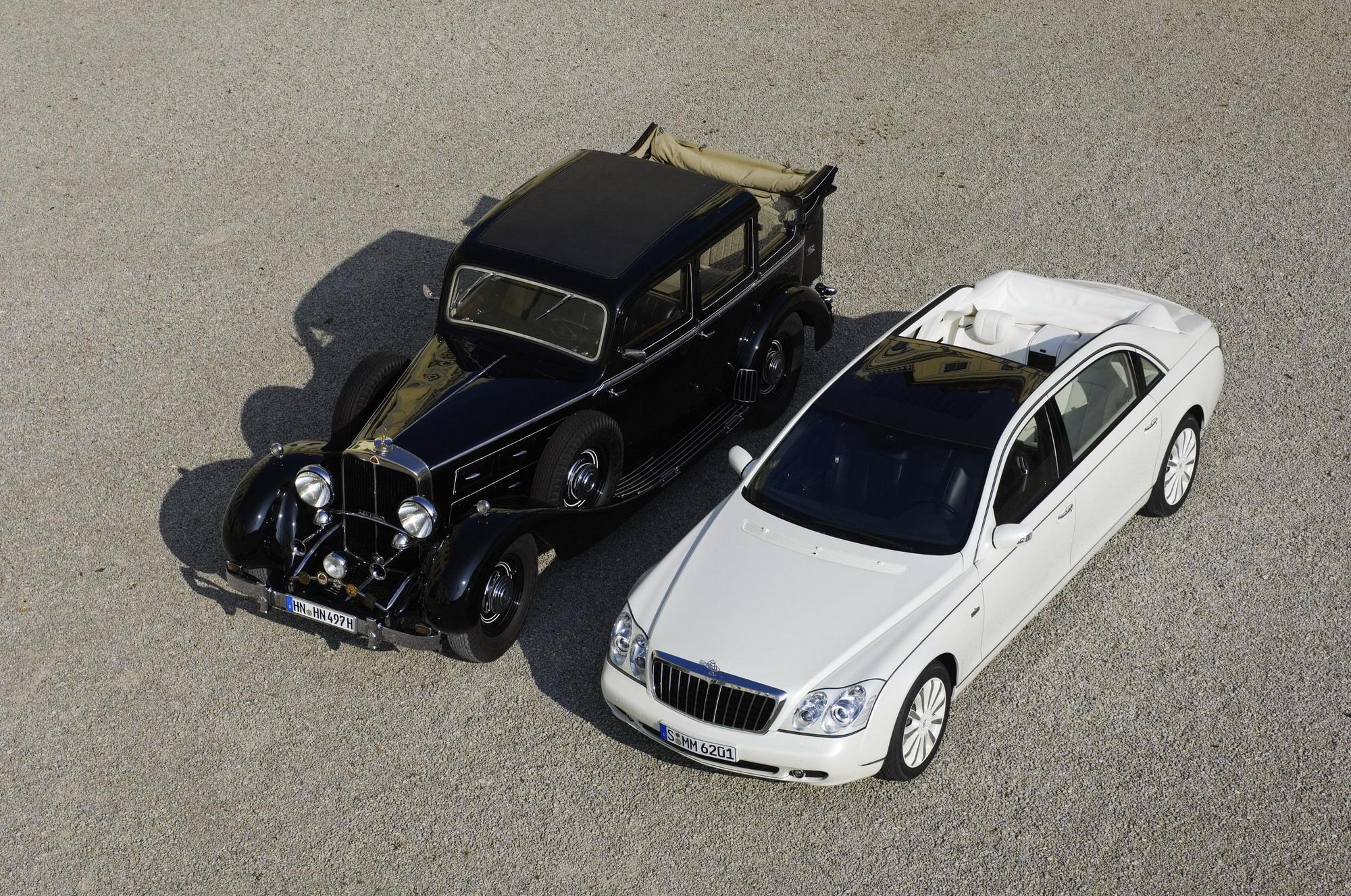 2008 Maybach 62S Landaulet Review Top Speed. »