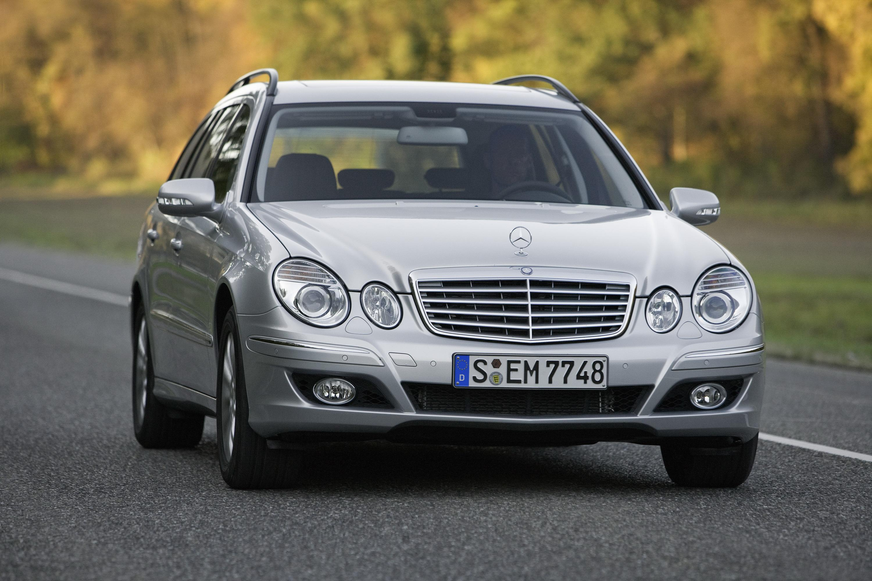2008 Mercedes E 350 Cgi Top Speed