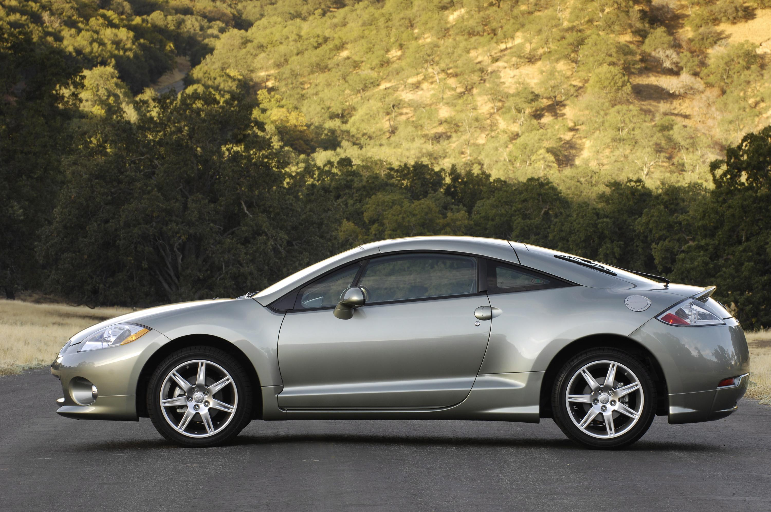 2008 Mitsubishi Eclipse | Top Speed