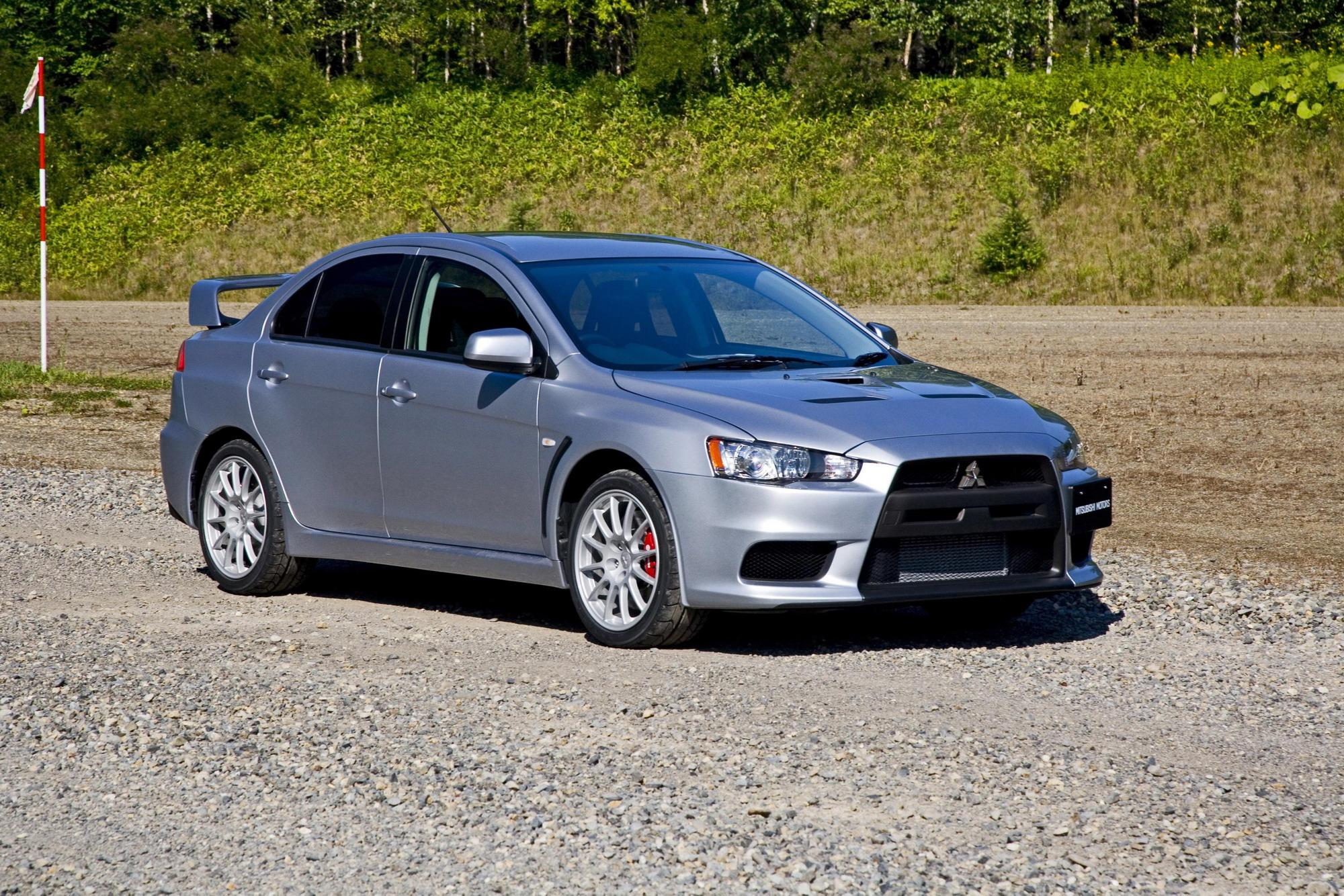 Awesome 2008 Mitsubishi Lancer Evolution | Top Speed. »