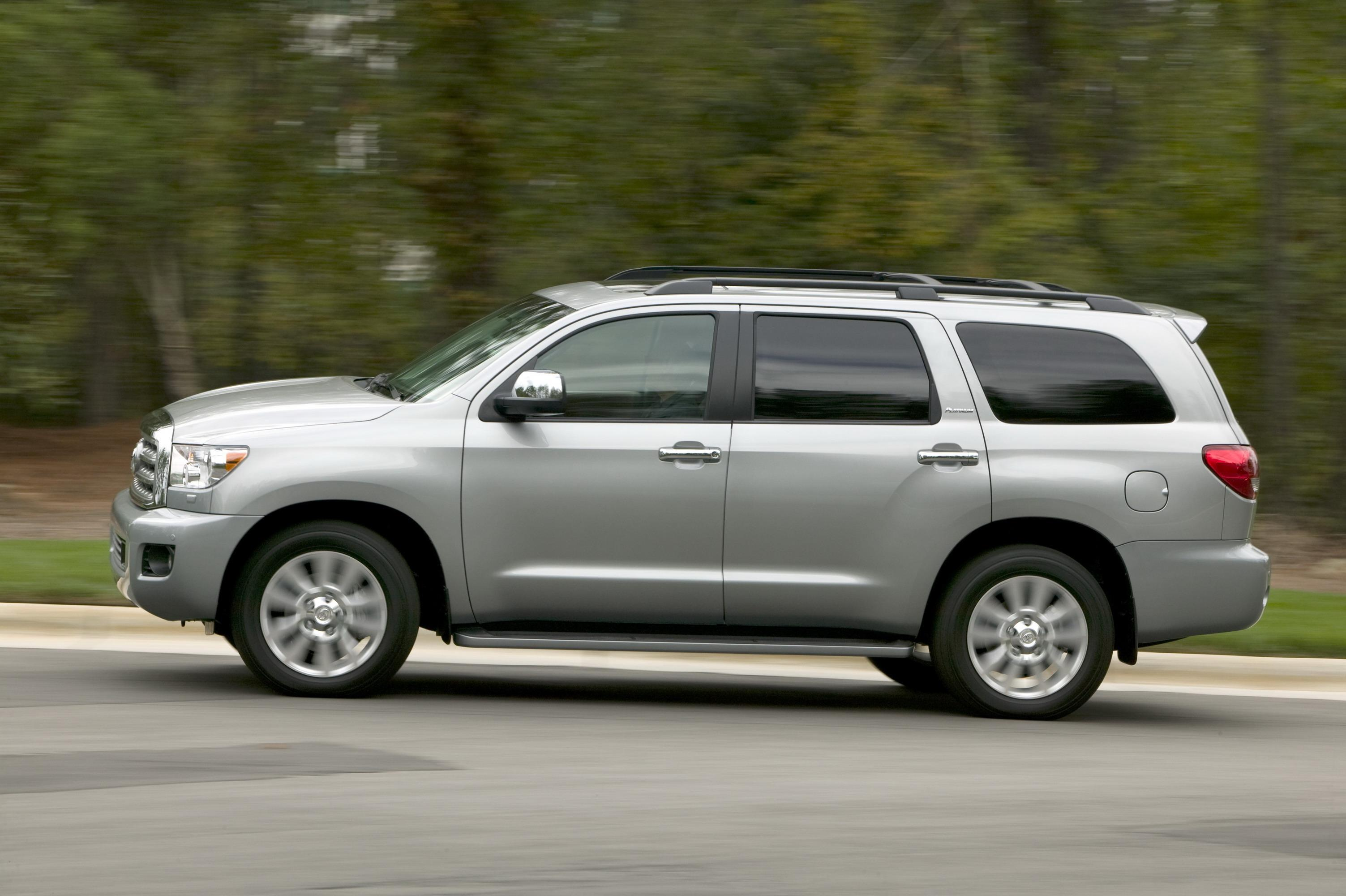 sequoia review toyota speed cars reviews top