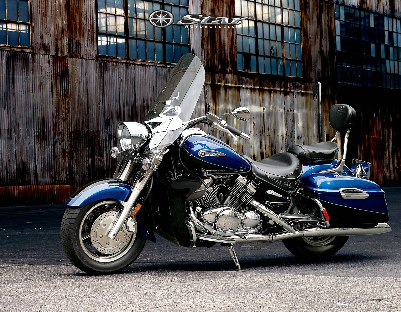 2008 Yamaha Royal Star Tour Deluxe | Top Speed