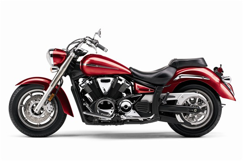 2008 yamaha v star 1300 review top speed