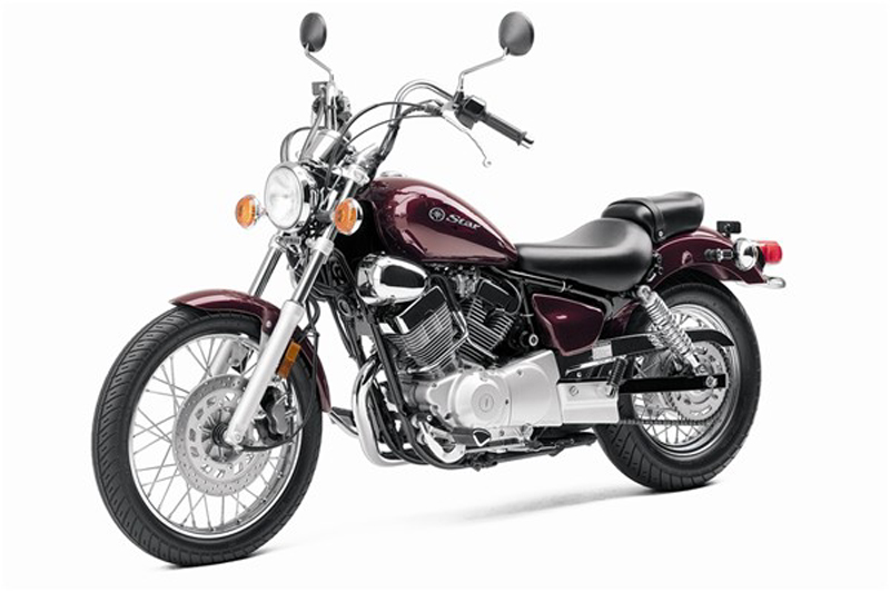 2008 yamaha v star 250 review top speed