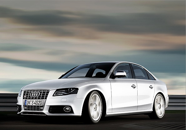 2009 Audi S4 To Be Launched At New York Auto Show Top Speed