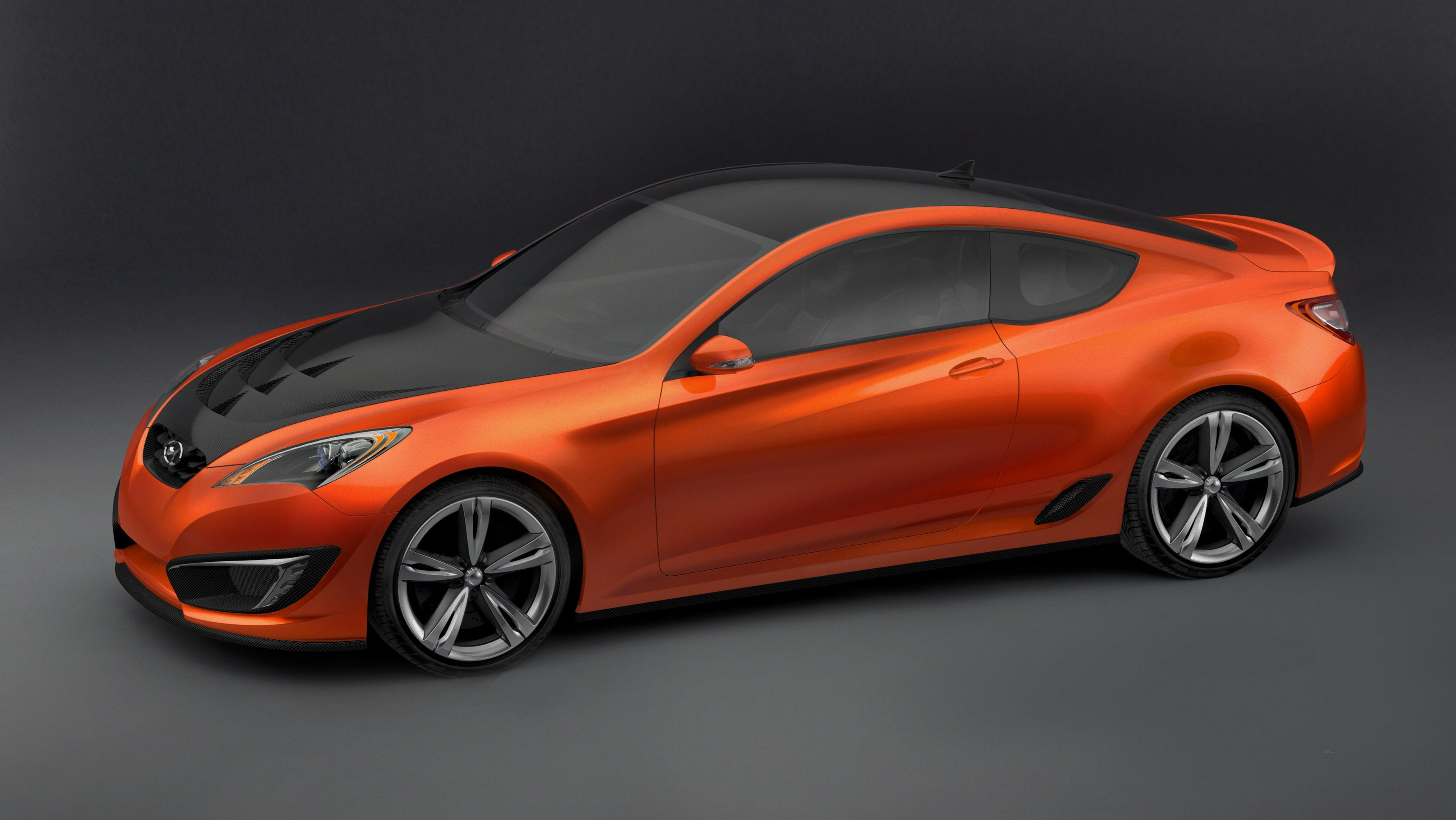 2009 Hyundai Genesis Coupe Review Top Speed