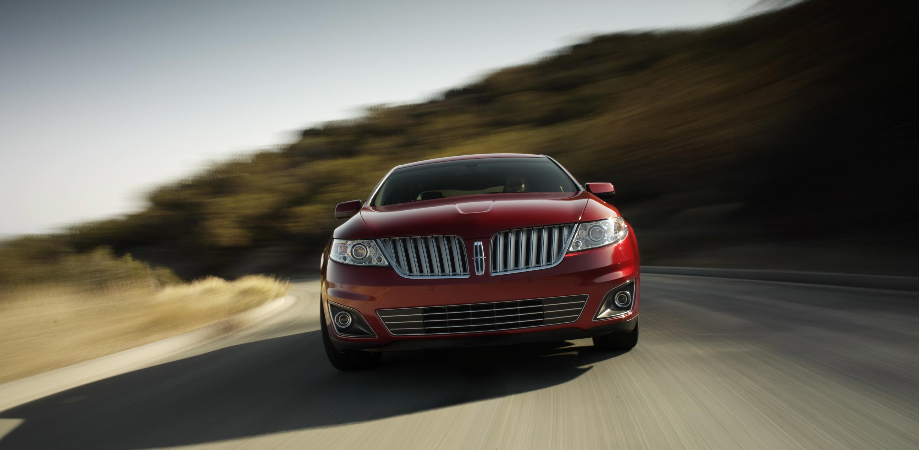 2009 Lincoln MKS | Top Speed. »