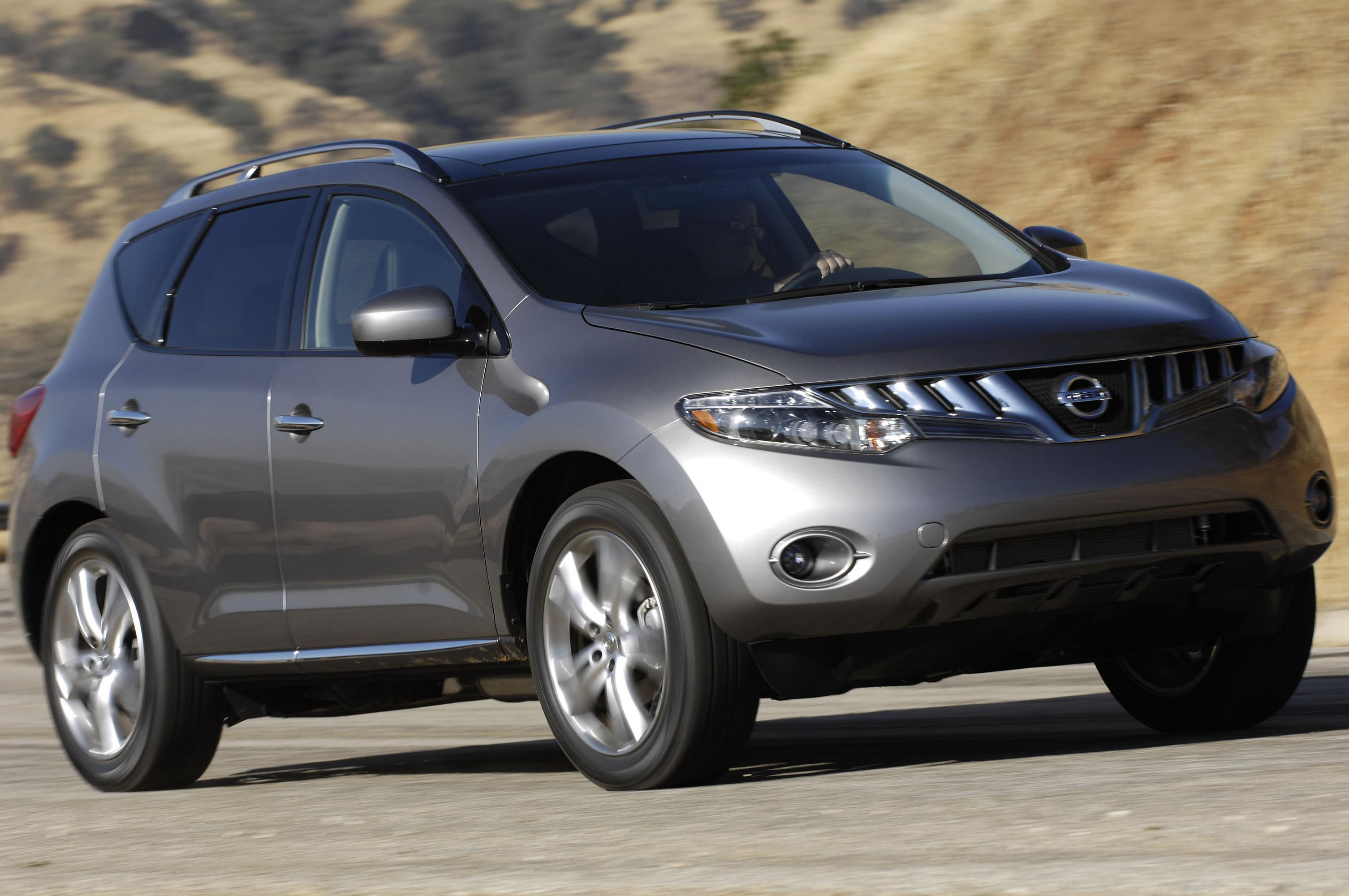 cars price top speed nissan murano