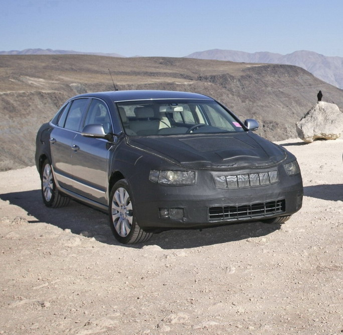 2009 Skoda Superb To Be Unveiled At The Geneva Motor Show Top Speed