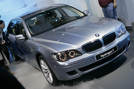 Bmw Hydrogen 7 Practical Or Political Top Speed