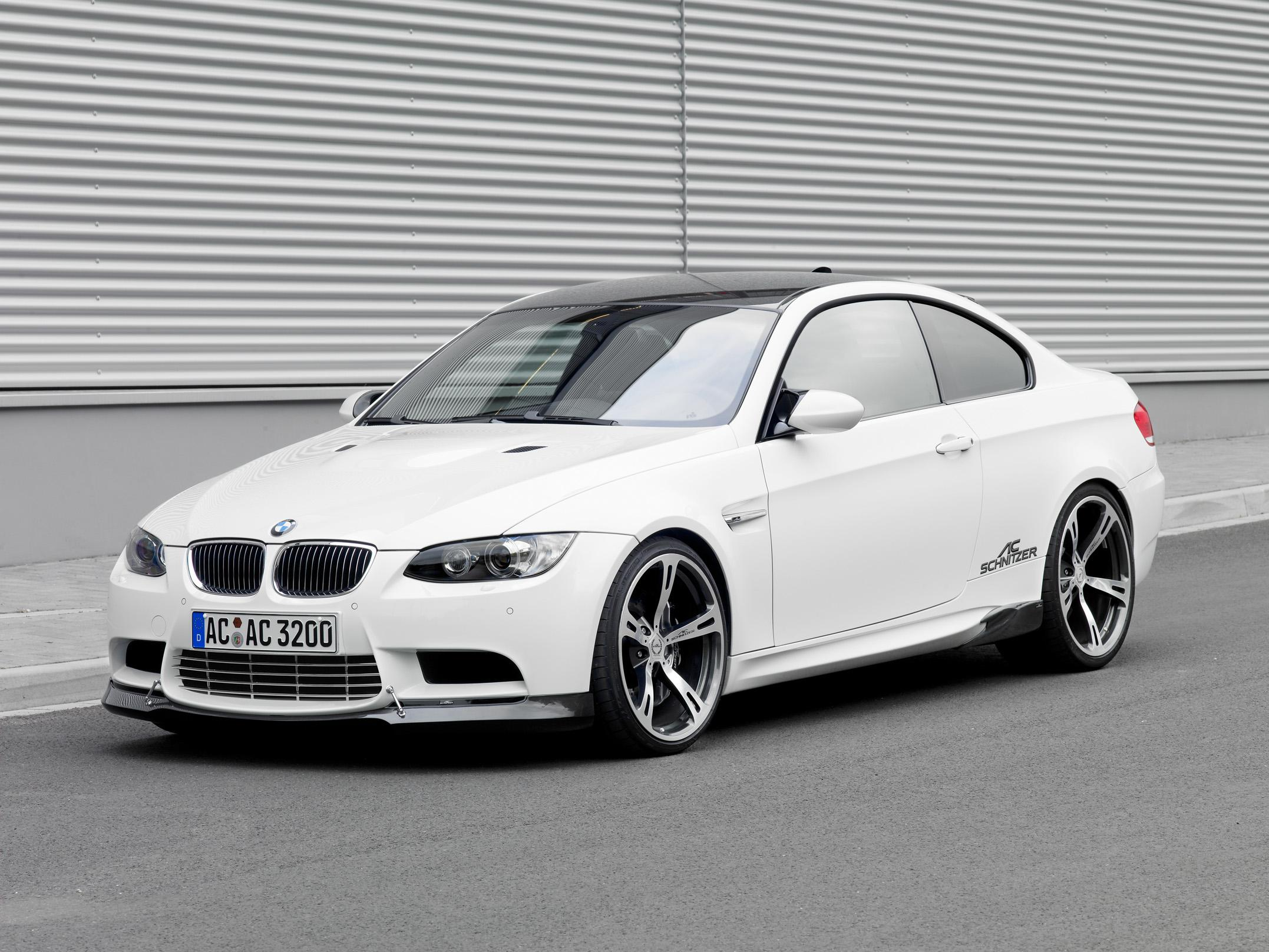 Bmw M3 E92 By Ac Schnitzer Top Speed