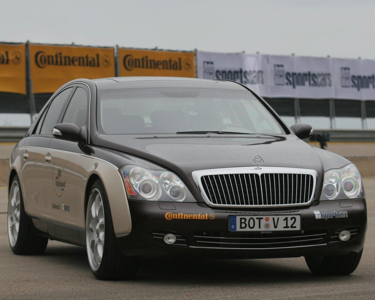 brabus maybach 57s hits 330 6 km h at nardo top speed. Black Bedroom Furniture Sets. Home Design Ideas
