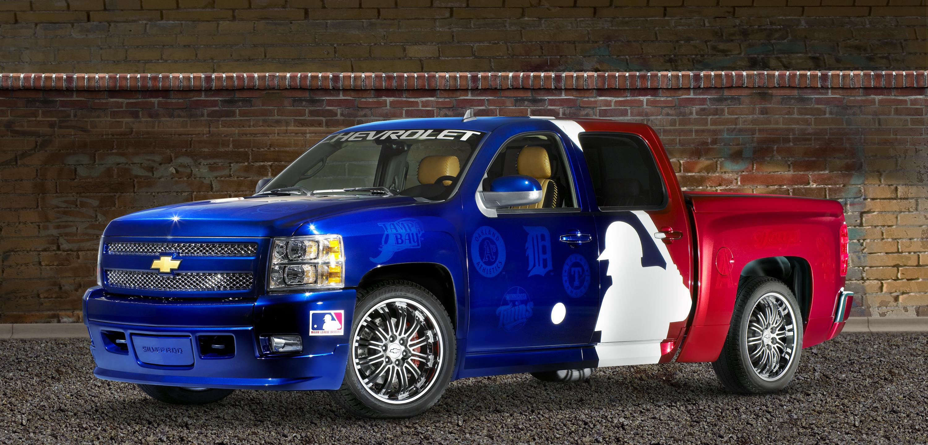 2007 Chevrolet Major League Baseball Silverado Top Speed