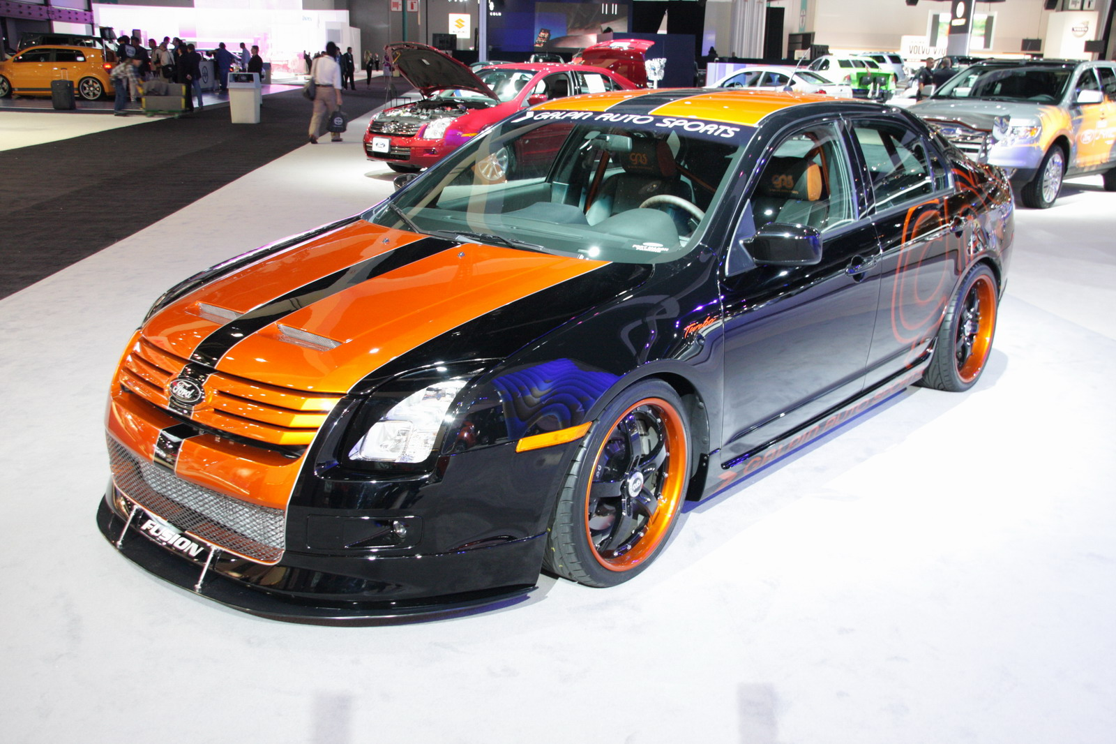 Ford Focus Body Kit >> 2007 Ford Fusion By Galpin Auto Sport | Top Speed