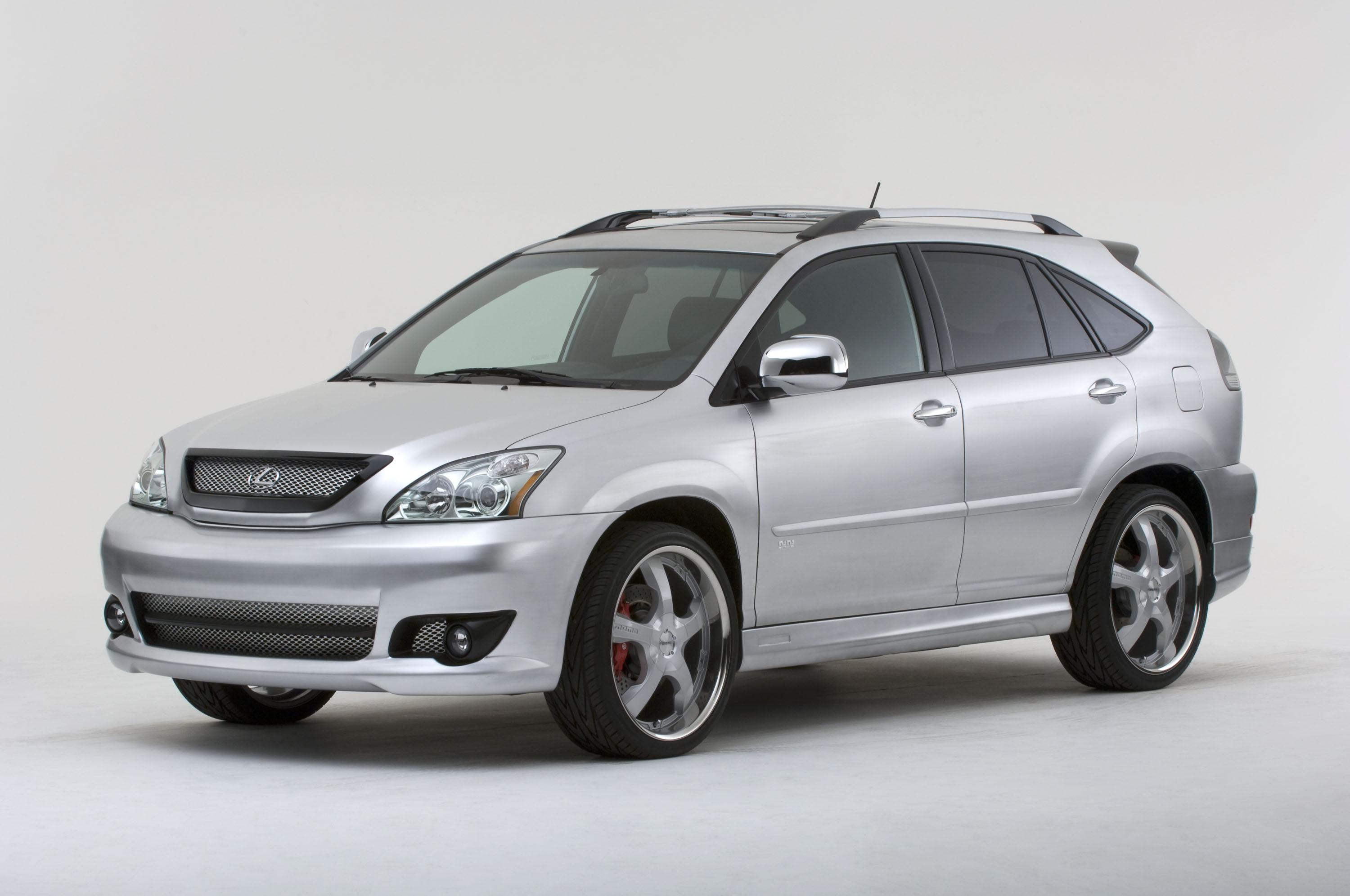 2007 lexus rx 400h by 714 motorsports pictures photos wallpapers top speed. Black Bedroom Furniture Sets. Home Design Ideas