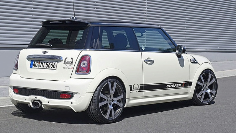 mini cooper s by ac schnitzer review top speed. Black Bedroom Furniture Sets. Home Design Ideas